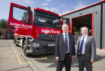 James Burrell achieves FORS accreditation