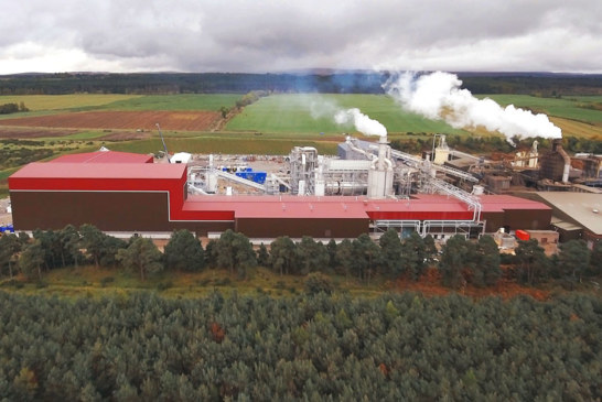 Norbord invests millions into Inverness factory