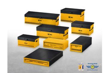 New Van Vault range achieves Police SBD standard