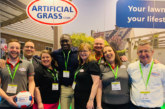 ArtificialGrass.com teams up with football star