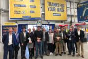 BMF plays host to European merchants