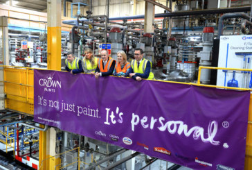 Crown Paints receives visit from MPs