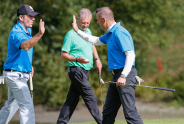 The Golf Classic 2019 gets underway