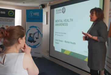 HAE EHA launches training for mental wellbeing