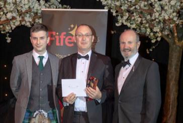 MKM Kirkcaldy scoops community award