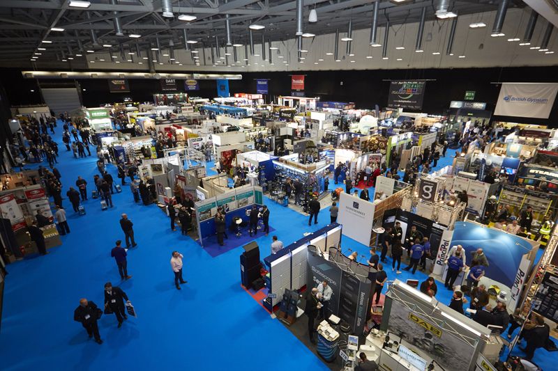 Exhibition Stand Builders Coventry : Nmbs exhibition sees record numbers professional builders merchant
