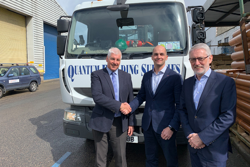 NP Group purchases Quantum Building Supplies