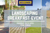 Seccombe announces breakfast event