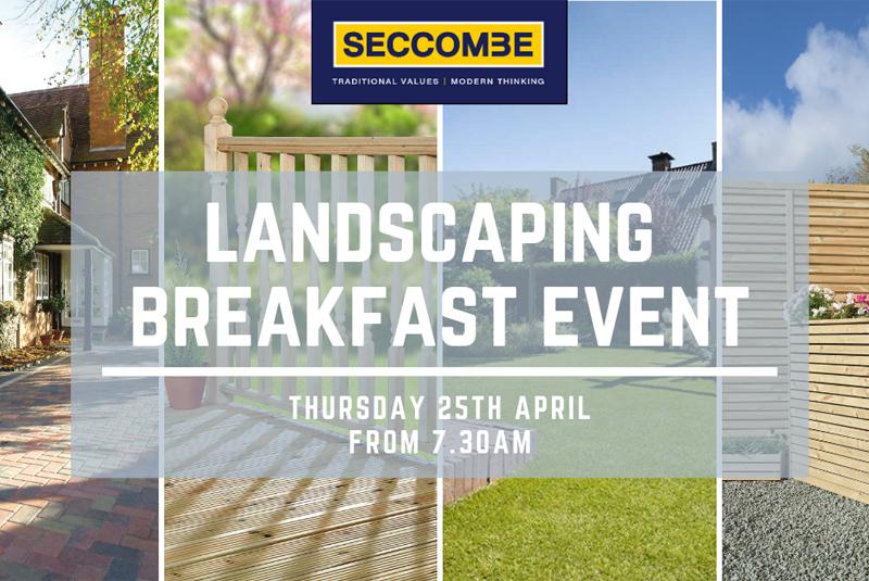 Seccombe announces breakfast event
