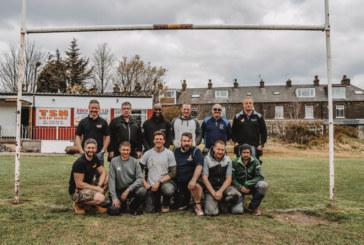 Viessmann sponsors rugby club renovation