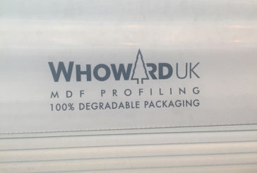 W. Howard introduces biodegradable packaging