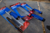Faithfull launches Prestige Trowel range