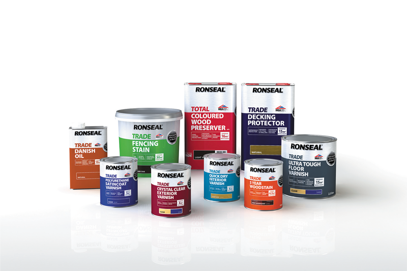 Ronseal receives accreditation from the BBA