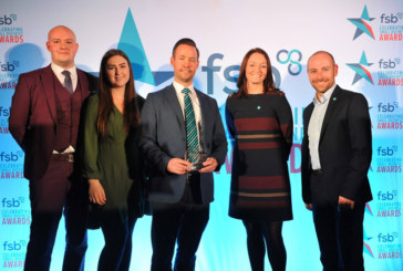 Flame Heating Group celebrates award win