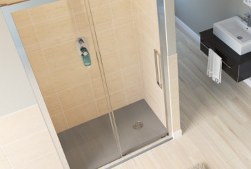 Lakes launches stone resin shower trays
