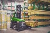 Lawsons adds electric lift trucks to its fleet