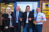 Nigel Clough opens MKM's Burton branch
