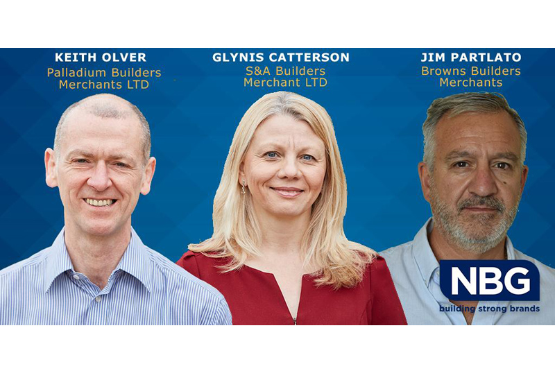 NBG welcomes three board members