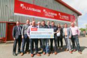 Plumbase announces 'Big Cash Bash' winners