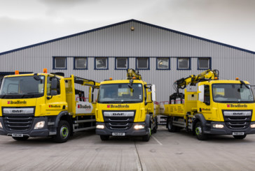 Bradfords partners with Ryder for fleet development