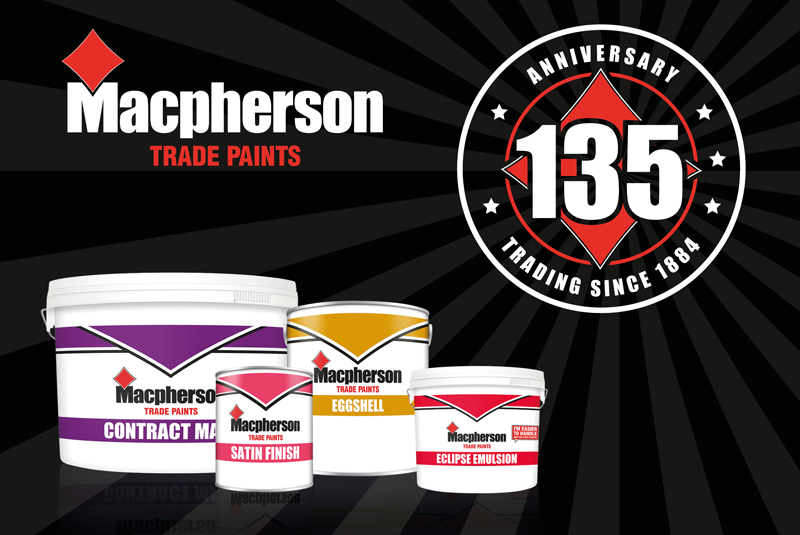 Macpherson celebrates 135th anniversary
