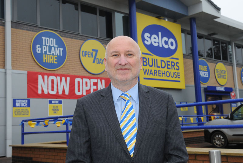 Selco announces branch refurbishment programme