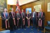 WCoBM welcomes seven Liverymen