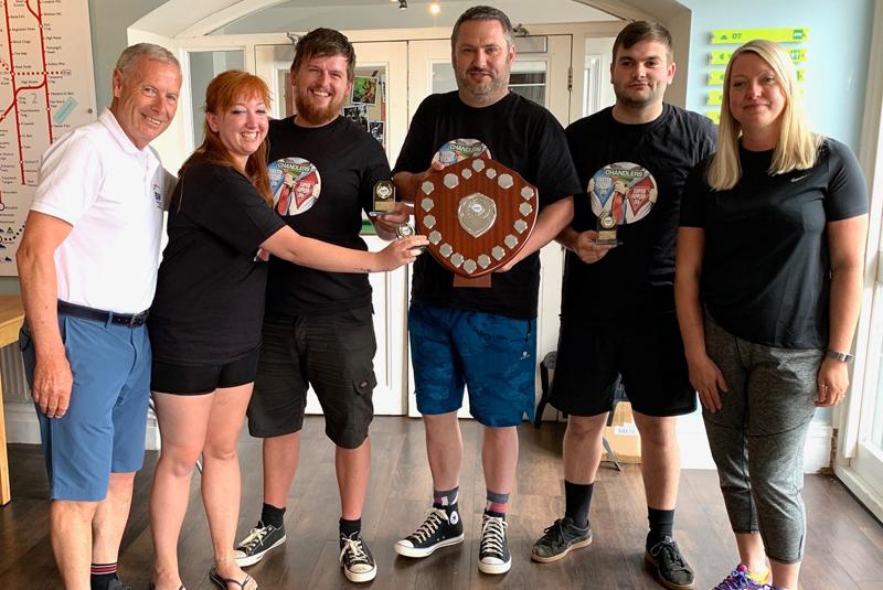 Chandlers wins BMF Mastermerchant trophy