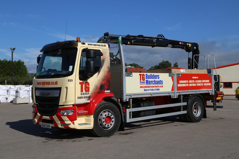 TG Builders Merchants has placed an order with Blue Rock Systems for the Intact iQ system