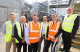 EGGER UK hosts Forestry Minister