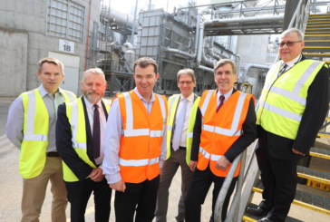 EGGER UK hosts Forestry Minister