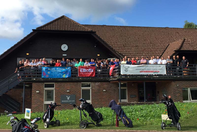 Elliotts hails charity golf day a success