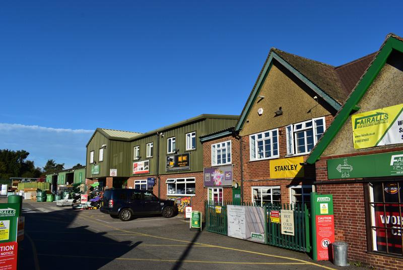 Cairngorm Capital acquires Fairalls Builders' Merchants