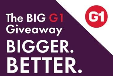 Grant's 'Big G1 Giveaway' returns