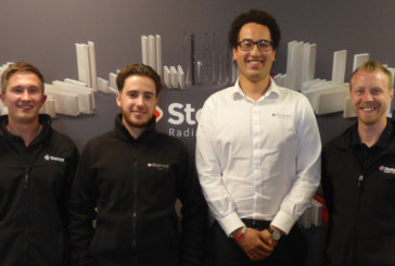 Stelrad promotes four Brand Specialists
