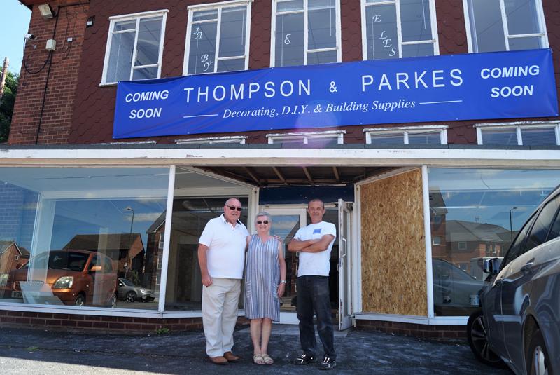 Thompson & Parkes reveals plans for retail shop