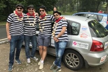 BMF gears up for 2019 Pavestone Rally