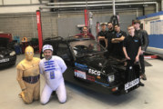 Chandlers showcases Pavestone Rally entry