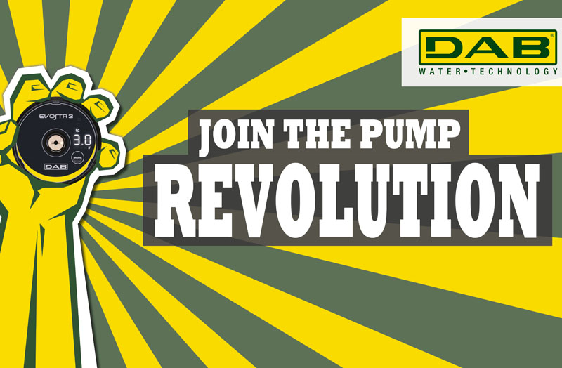 DAB's Pump Revolution competition