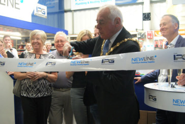 Newline and The IPG open flagship store