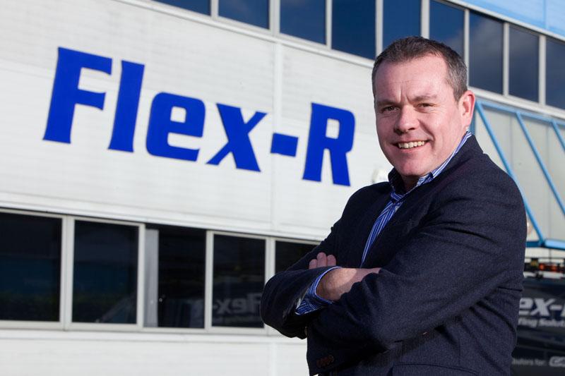 Flex-R reports sales increase