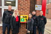 Elliotts installs 24-hour defibrillators