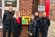Elliotts installs 24-hour defibrillators
