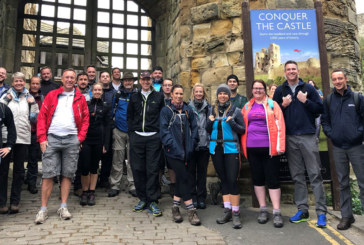 Howarth to trek 20 miles for charity