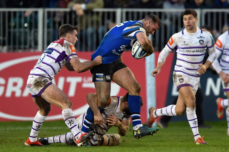 Grant UK continues Bath Rugby partnership