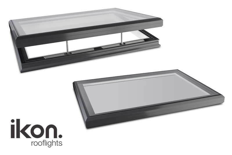 PRODUCT FOCUS: Ikon Rooflights