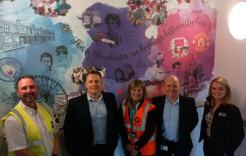 Travis Perkins Managed Services wins Manchester contract