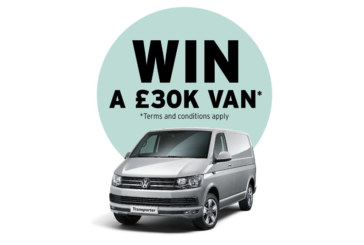 Vaillant offers installers chance to win a £30k van