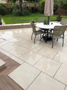Mark Atkins, Technical Director at LTP, examines the additional considerations associated with the rise in popularity of porcelain paving and outlines a number of link selling opportunities for merchants.