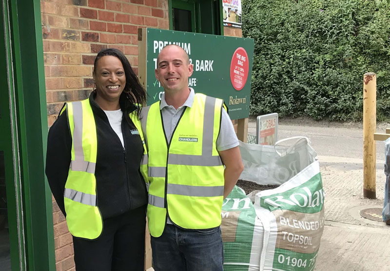 Chandlers Expands in Banstead